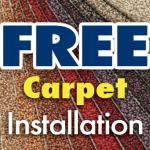 free carpet